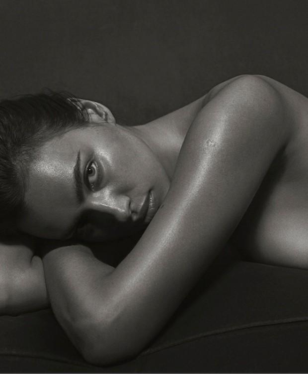Ирина Шейк рассказала о своих комплексах в начале модельной карьере