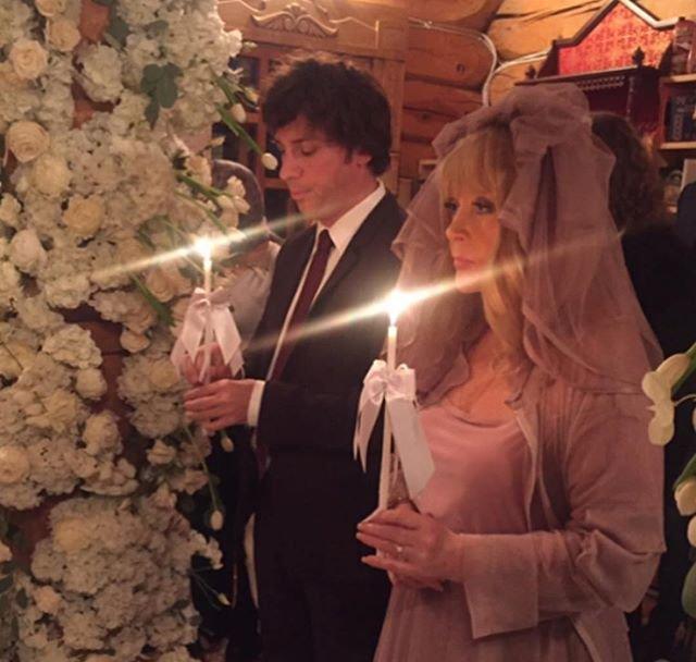 Алла Пугачева прокомментировала венчание с Максимом Галкиным
