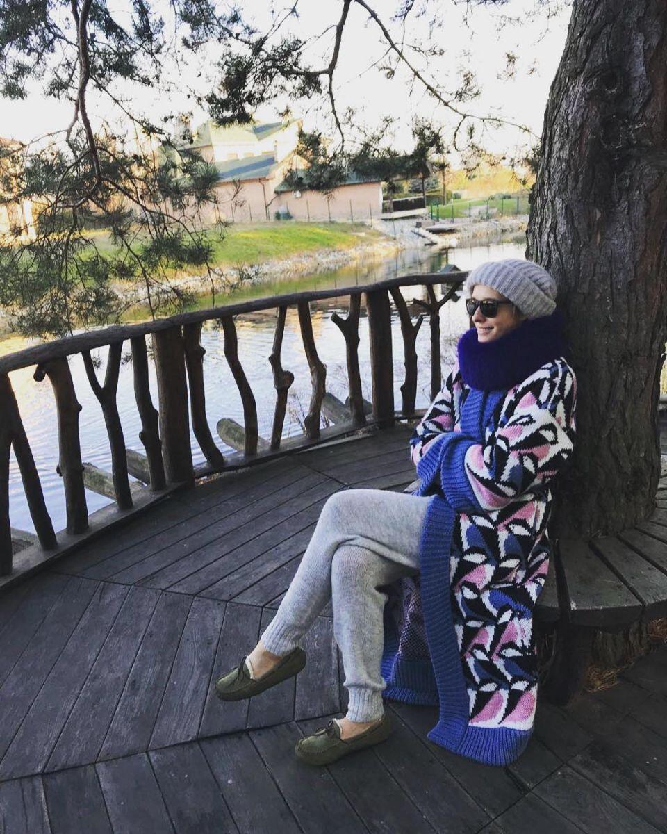Косметику долой: Катя Осадчая восхищает естественностью