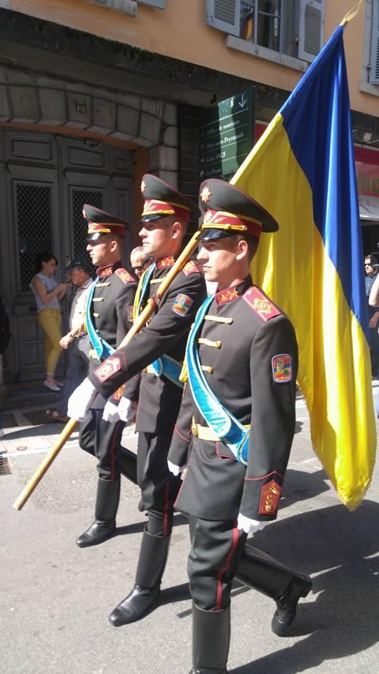 Viva! Переможці: Соломия Витвицкая и герой АТО Назар Барилко побывали во Франции