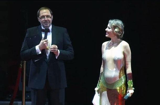 Друзья поздравляют Ксению Собчак с беременностью