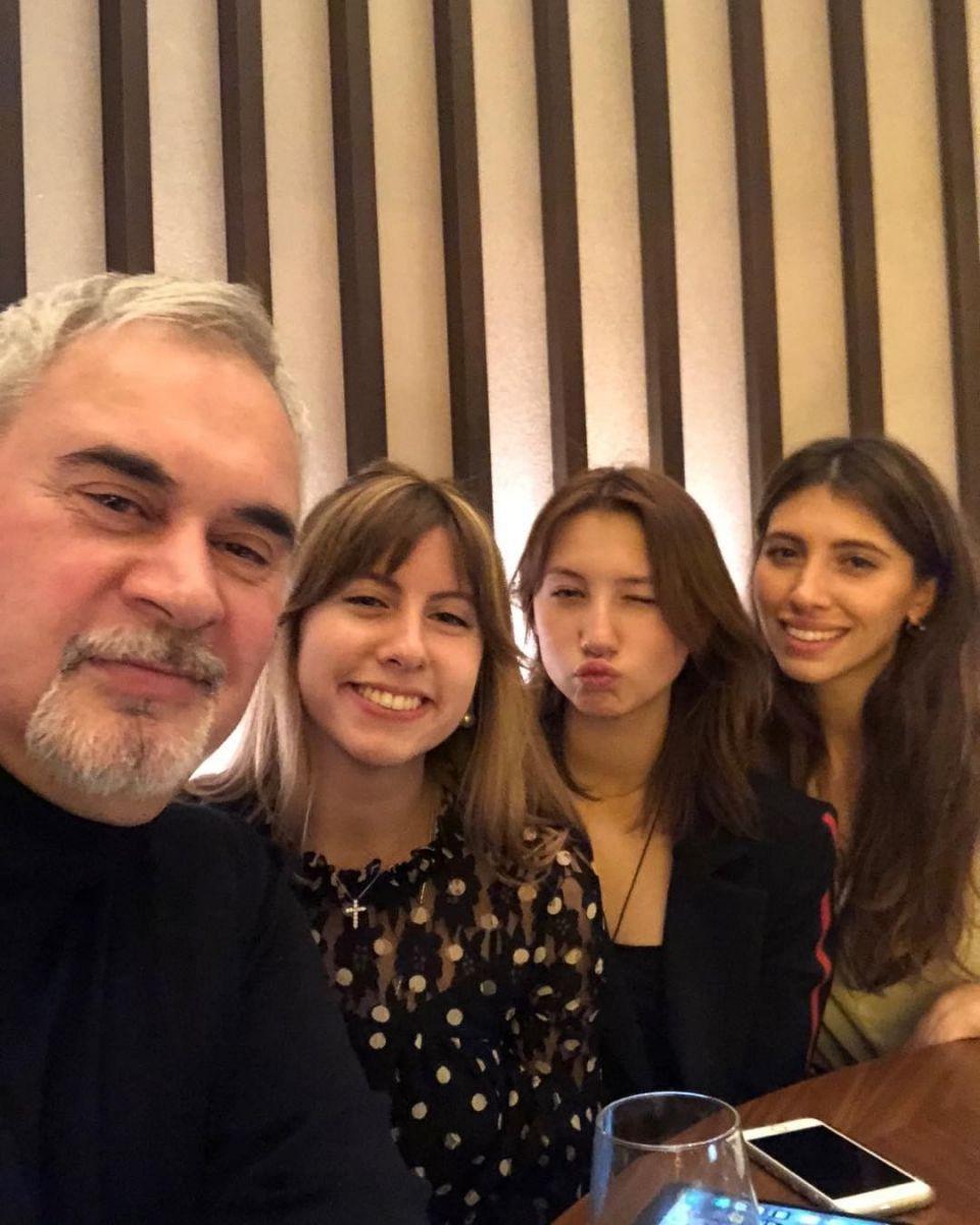 Валерий меладзе и дети фото