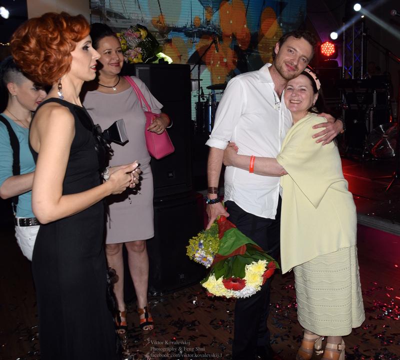 """Нина Матвиенко о французском  исполнителе Поле Манондизе: """"У него есть душа"""""""