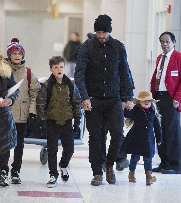 Дэвид Бекхэм станет крестным отцом новорожденного сына Лив Тайлер
