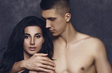 Евгений Хачериди и его жена Виктория Шатохина