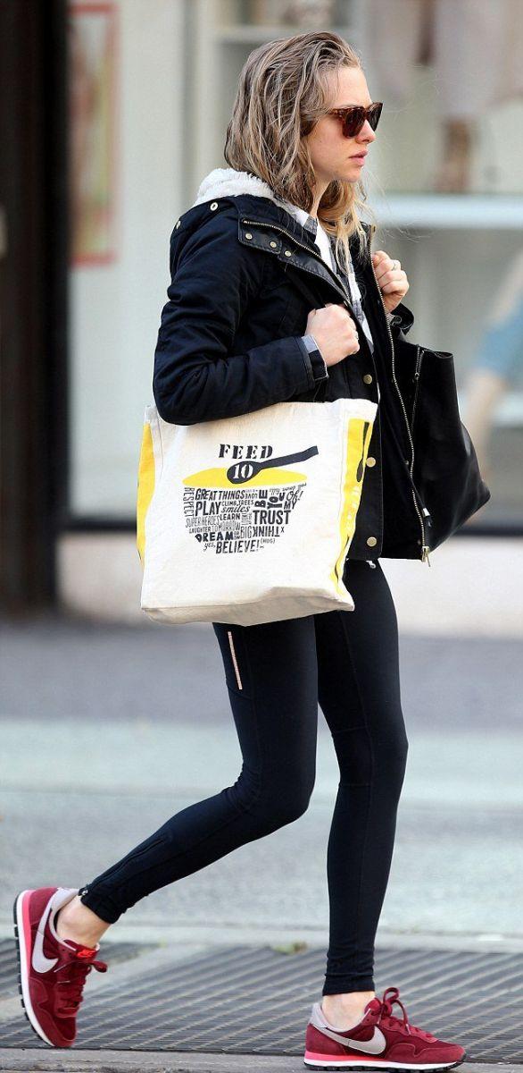 Голливудская красавица Аманда Сейфрид шокировала своим внешним видом