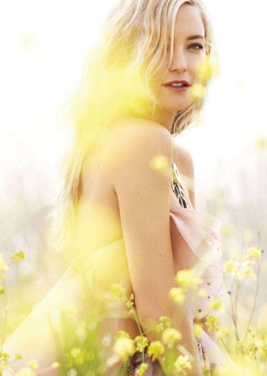 Кейт Хадсон в новой фотосессии