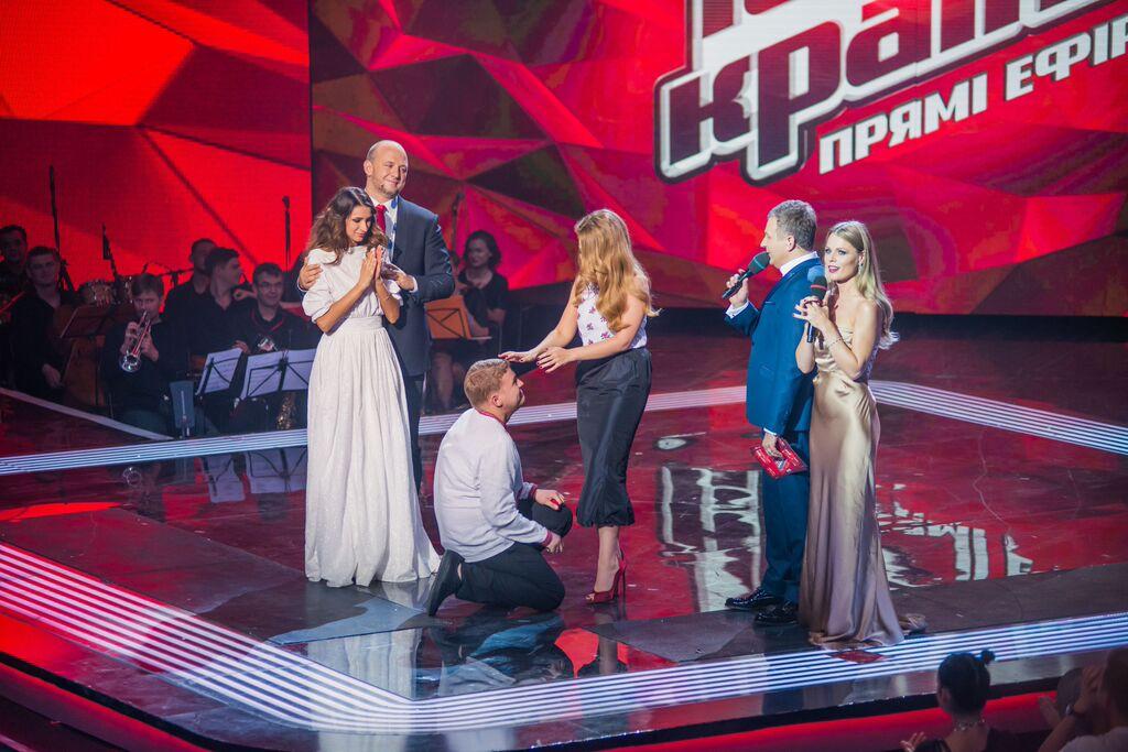 Антон Копытин - победитель шоу Голос країни-5