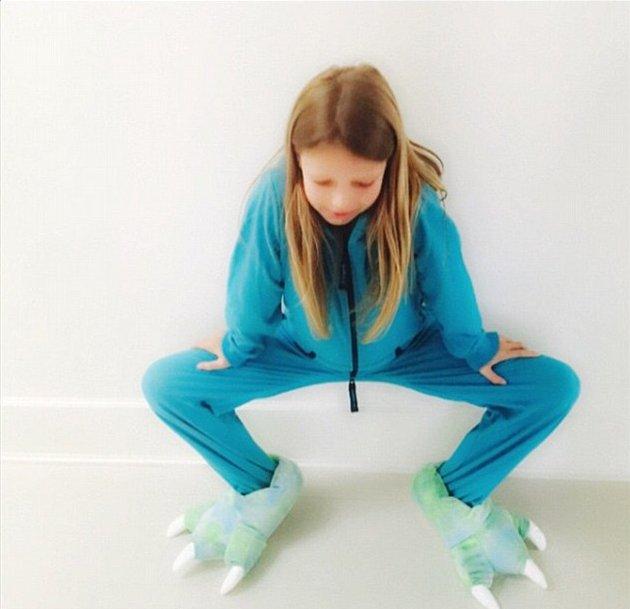 Гвинет Пэлтроу впервые показала свою 11-летнюю дочь