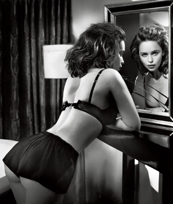 """Звезду сериала """"Игра престолов"""" Эмилию Кларк назвали самой сексуальной женщиной"""