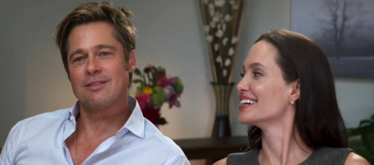 Анджелина Джоли и Брэд Питт прокомментировали слухи о сложностях в их браке