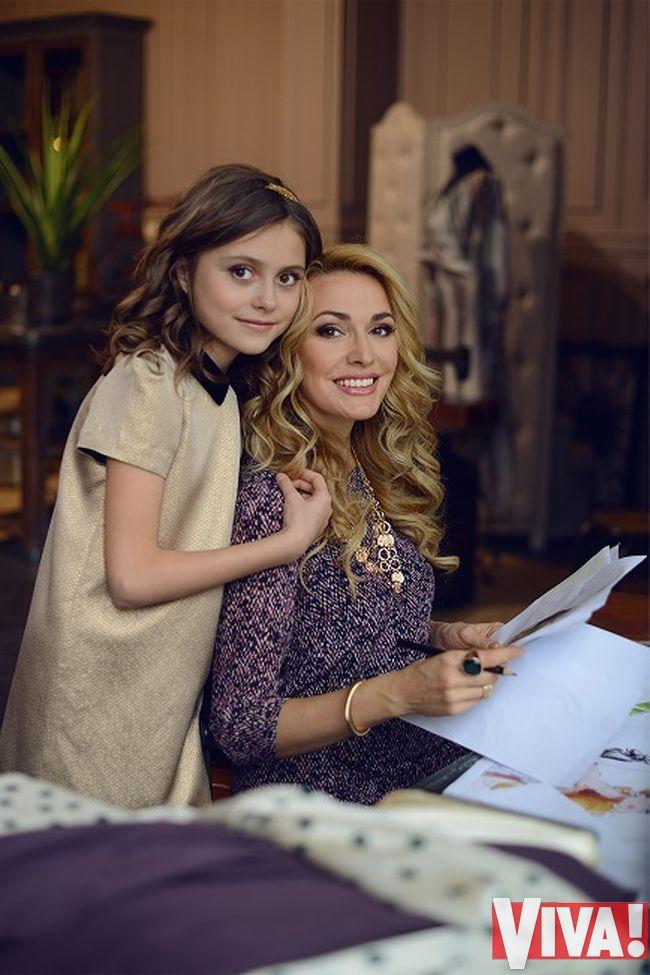 Ольга Сумская дочь Аня фото 2013