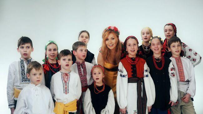 Певица-крымчанка Лилу (Lilu) сняла патриотичный клип об Украине
