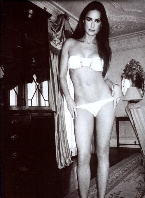 Секрет красоты и стройности роскошной Деми Мур