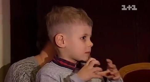 Тина Кароль фото сын