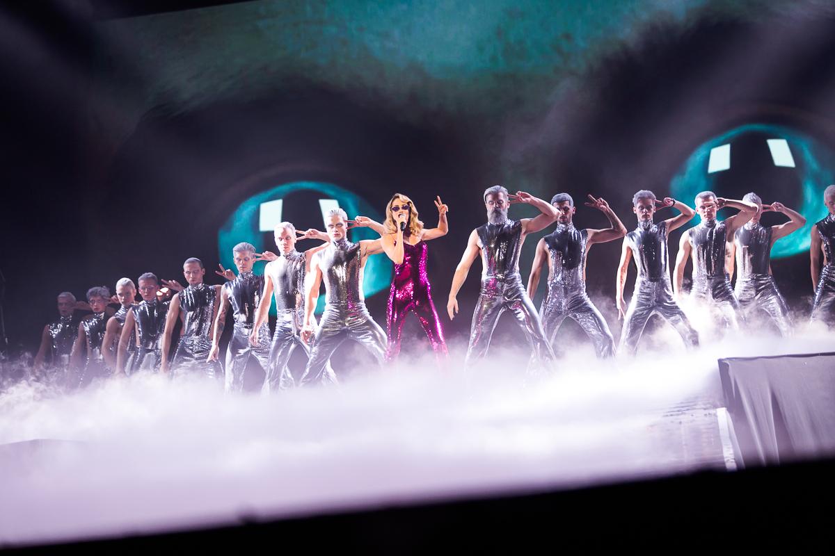 Loboda на M1 Music Awards 2016