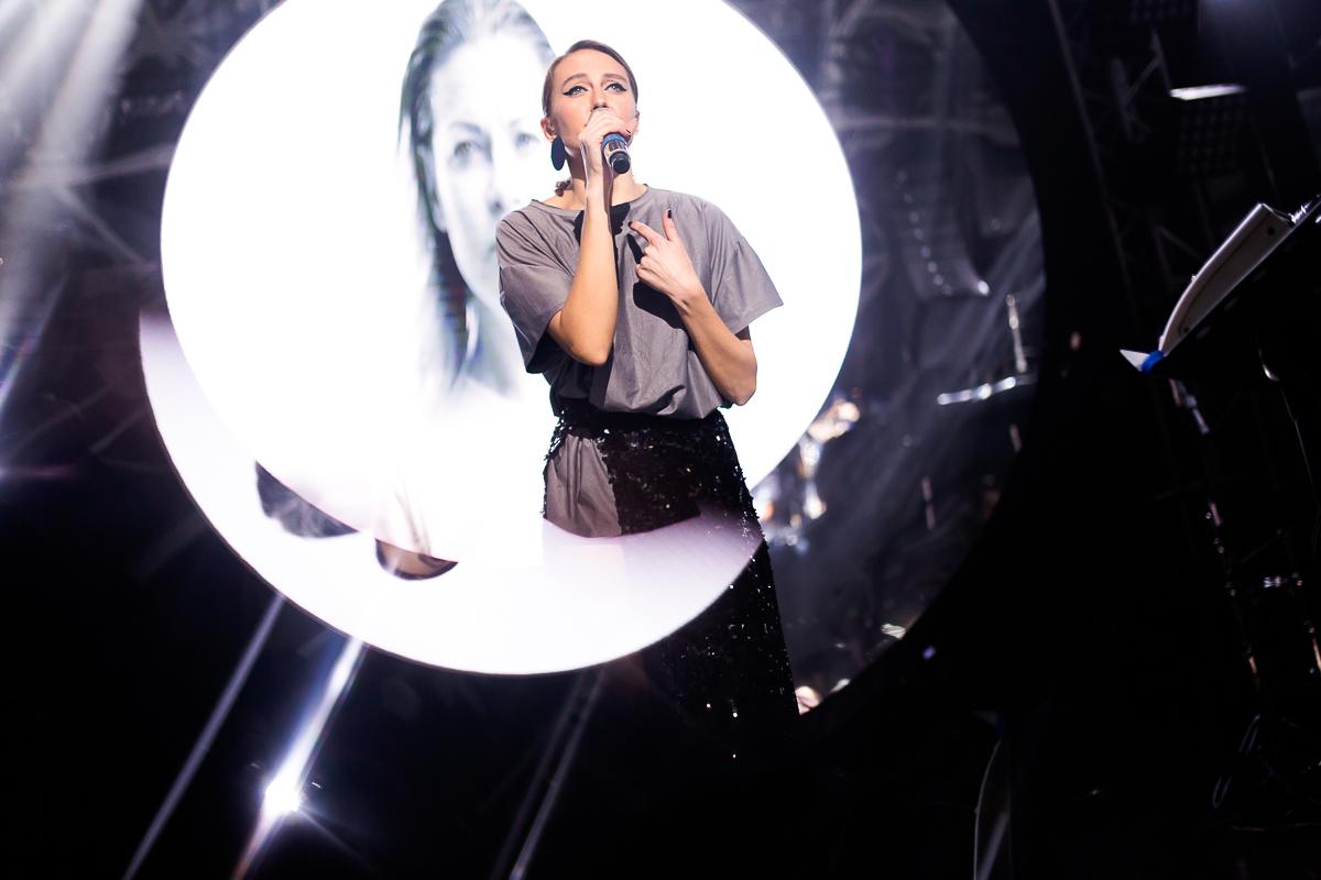 Layah дала в Киеве сольный концерт
