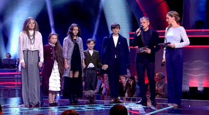 шоу голос дети победитель