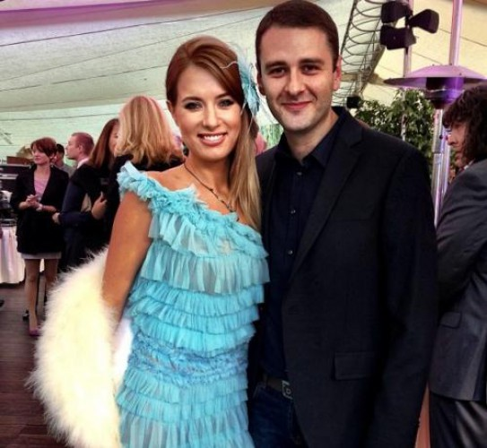 Ольга Горбачева выходит замуж свадьба фото
