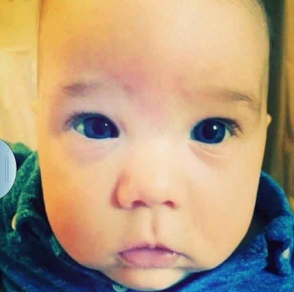Многодетный папа Андрей Шевченко впервые показал фото четвертого сына