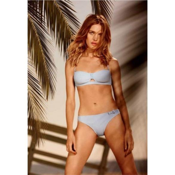 Великолепная Наталья Врдянова снялась в рекламе купальников