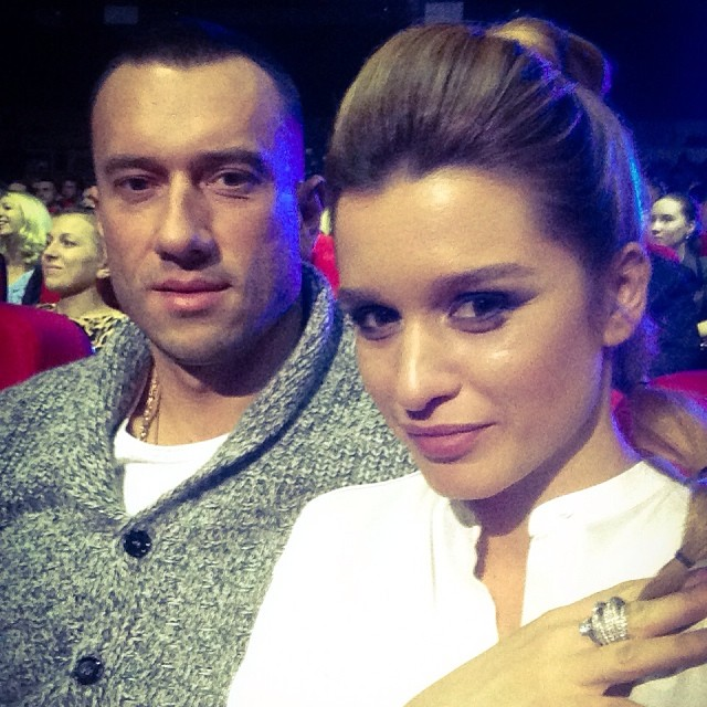 Ксения Бородина и Михаил Терехин фото