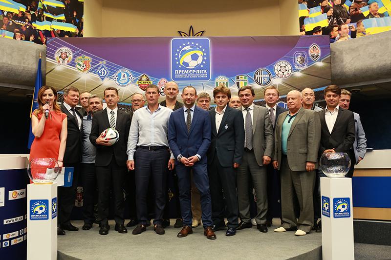 Потап стал амбассадором футбольной Премьер-лиги Украины