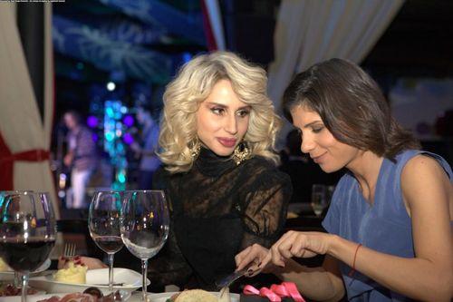 Светлана Лобода Нателла Крапивина фото 2012