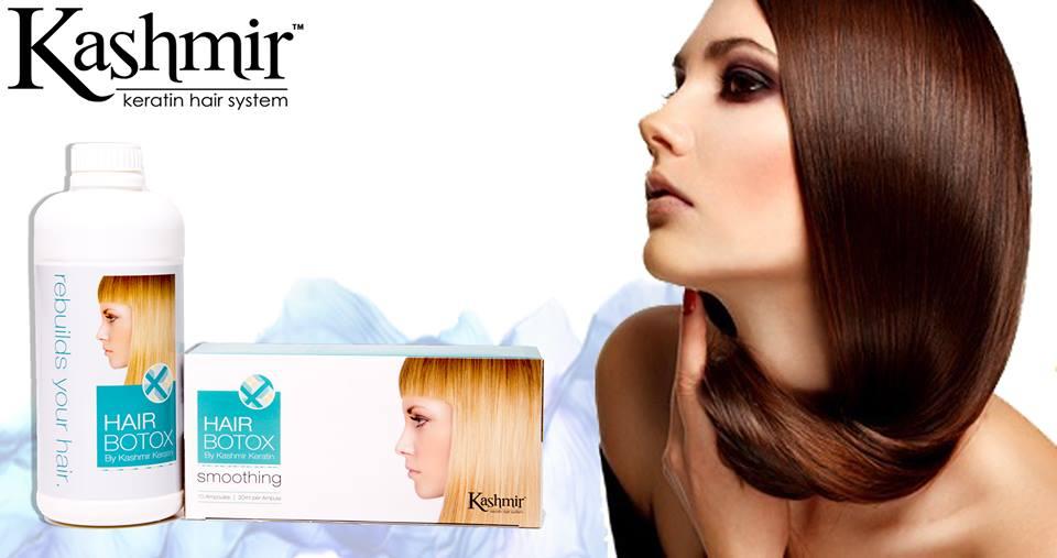 Косметика ботокс для волос