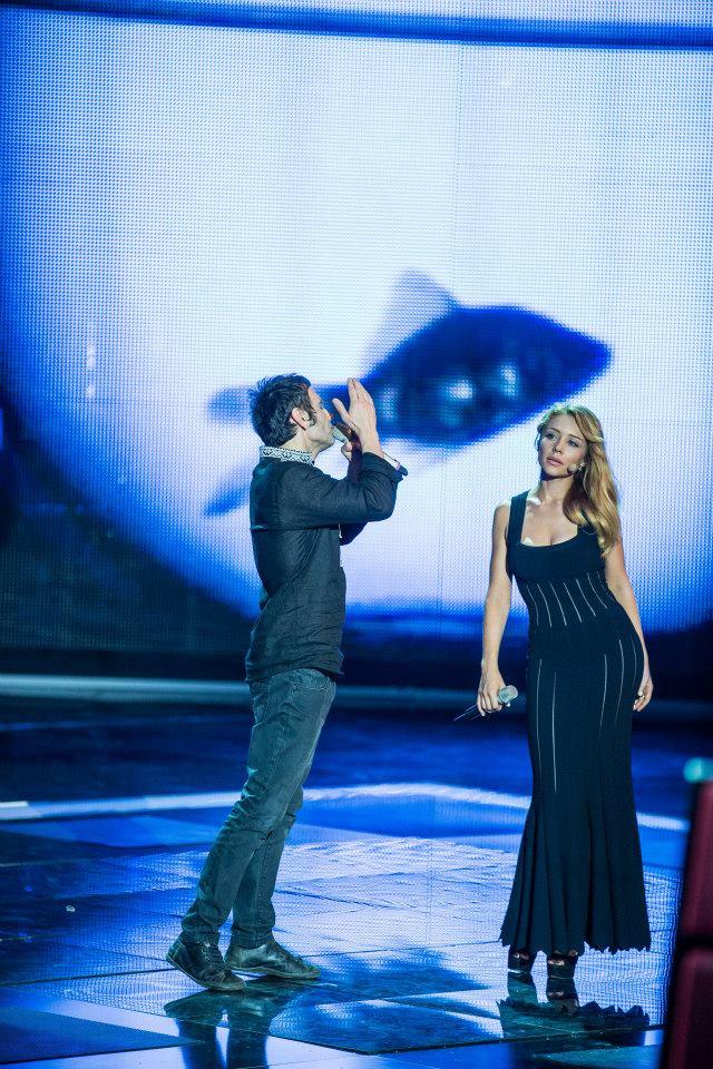 Тина Кароль новые фото голос країни 3 2013