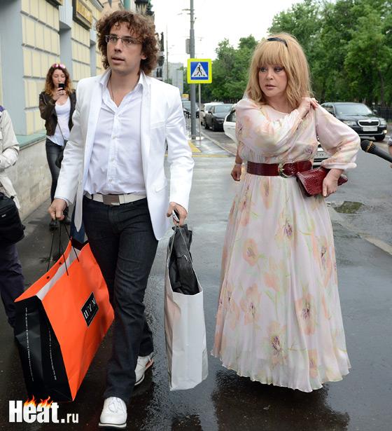 Кристина Орбакайте день рождения фото Пугачева Галкин