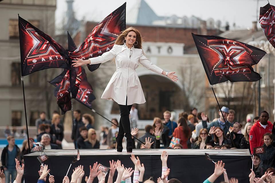 Оксана Марченко новые фото 2013