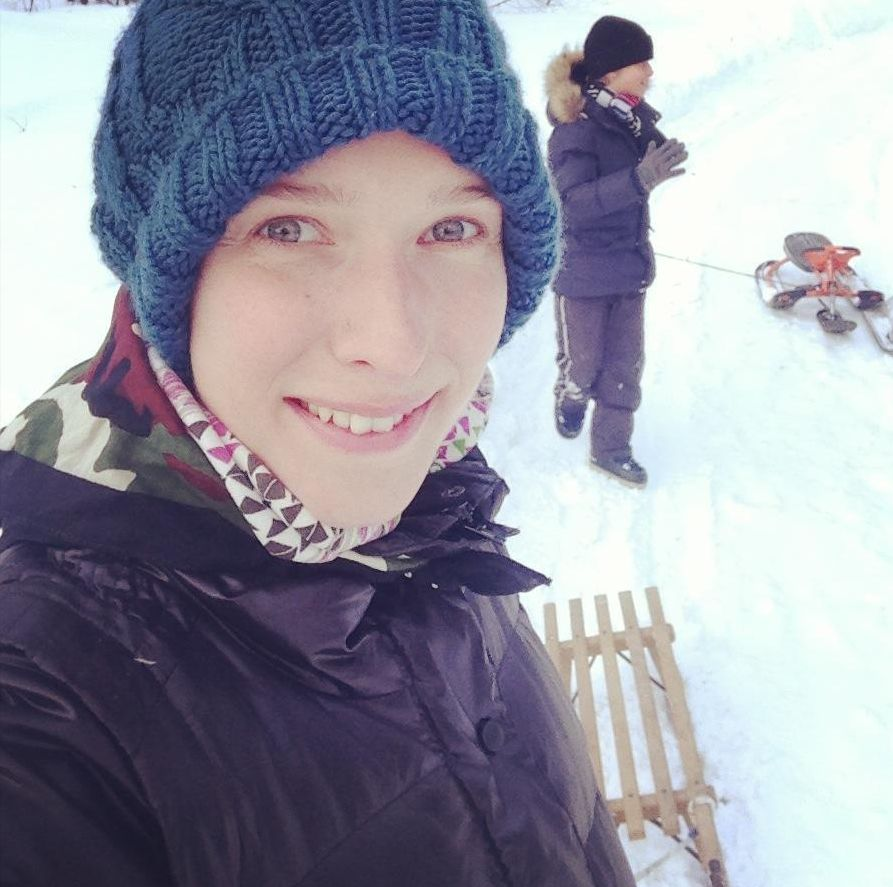 Катя Осадчая без макияжа фото 2013