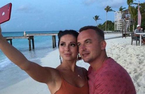 Нюша сыграла пышную свадьбу на Мальдивах