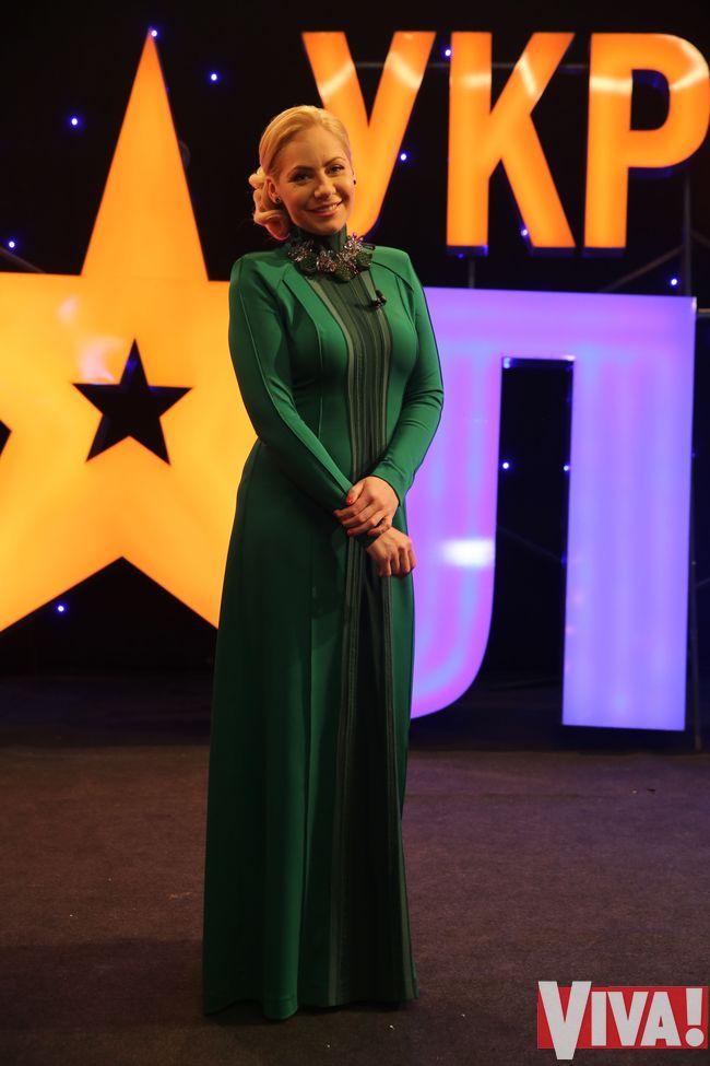 Слава Фролова на шоу Україна має талант