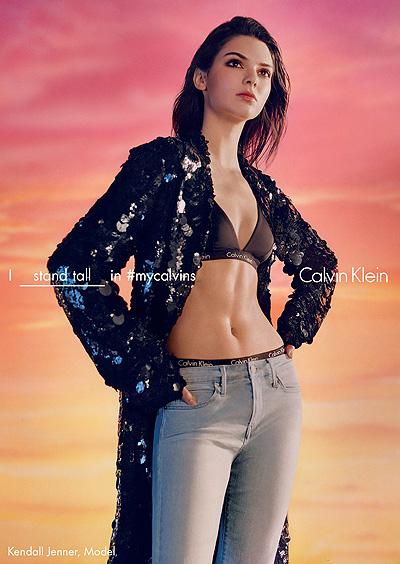 Молоды и сексуальны: Кендалл Дженнер и Джастин Бибер соблазняют в рекламной кампании Calvin Klein