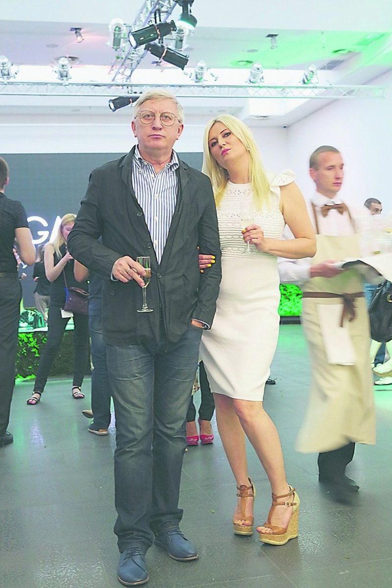 Владимир Горянский тайно женился во второй раз