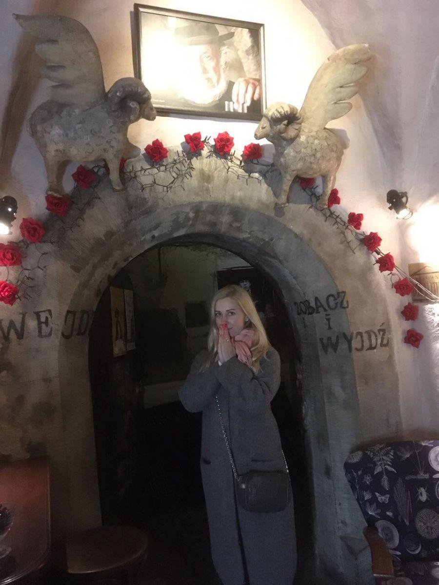 За любимым на край света: Тоня Матвиенко приехала к Арсену Мирзояну на выходные в Краков