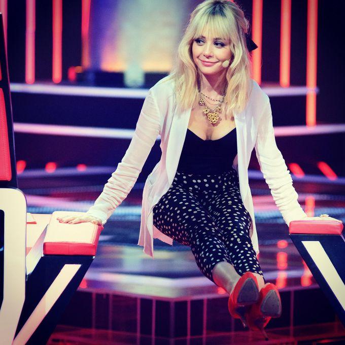 Тина Кароль голос країни 3 сезон фото 2013