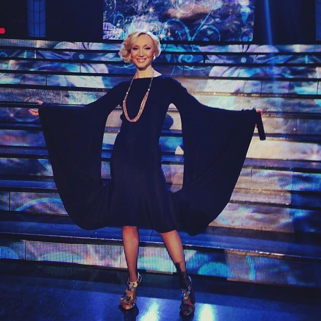Кристина Орбакайте платье фото 2014