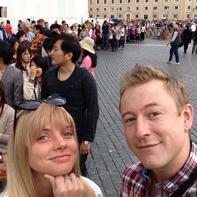 настя задорожная и ее муж сергей славнов фото