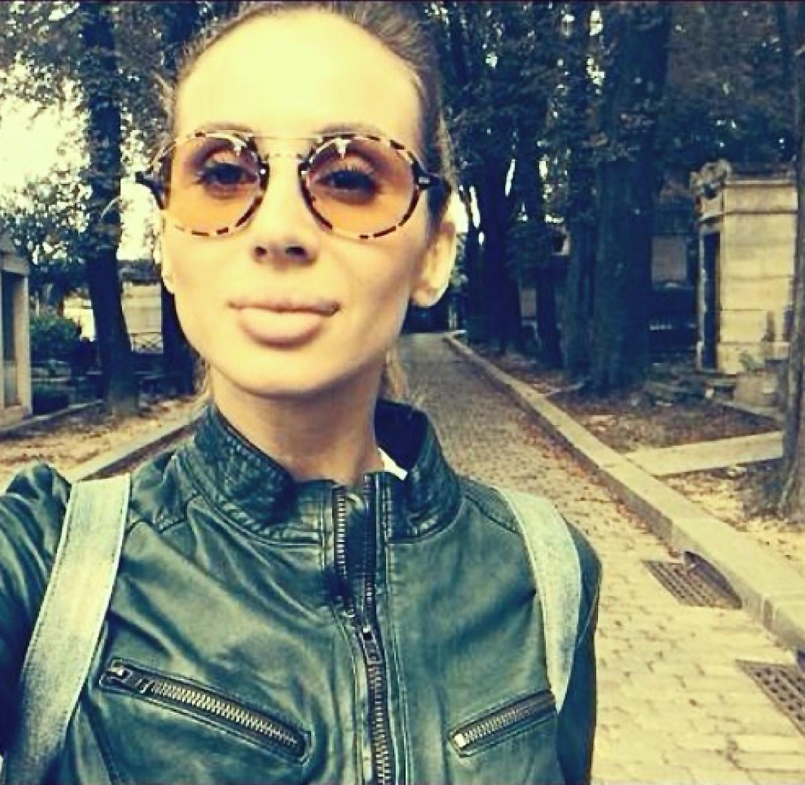 Светлана Лобода в Париже