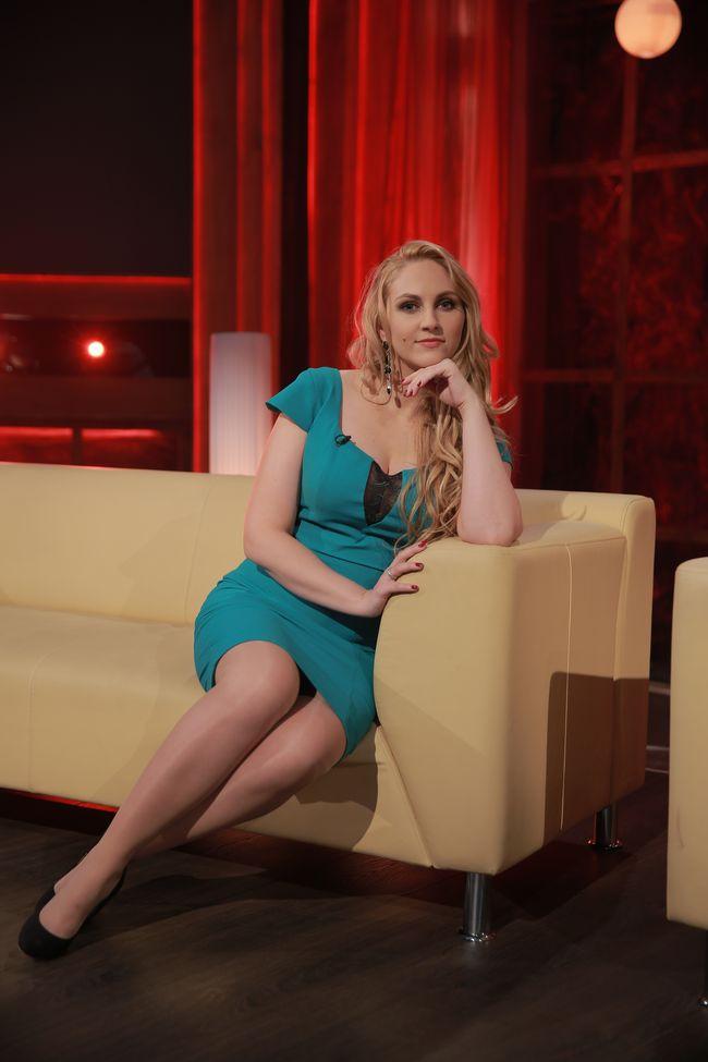 Юлия Бортник - ведущая шоу Давай поговорим о сексе