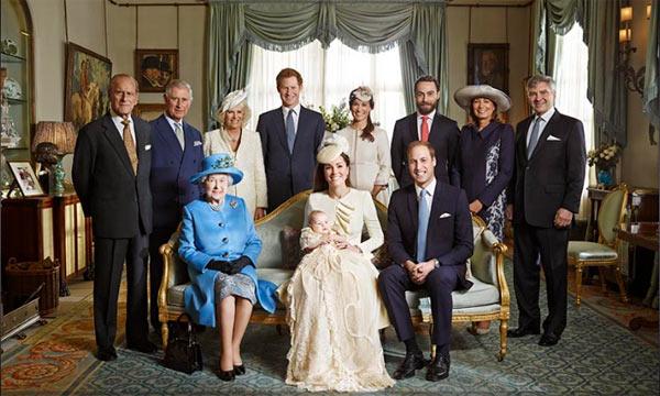 Стал известен пол будущего ребенка Кейт Миддлтон и принца Уильям