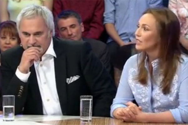 Валерий Меладзе и Альбина Джанабаева впервые поделились подробностями семейной жизни