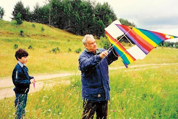Единственный внук Эльдара Рязанова рассказал о последнем разговоре с дедушкой
