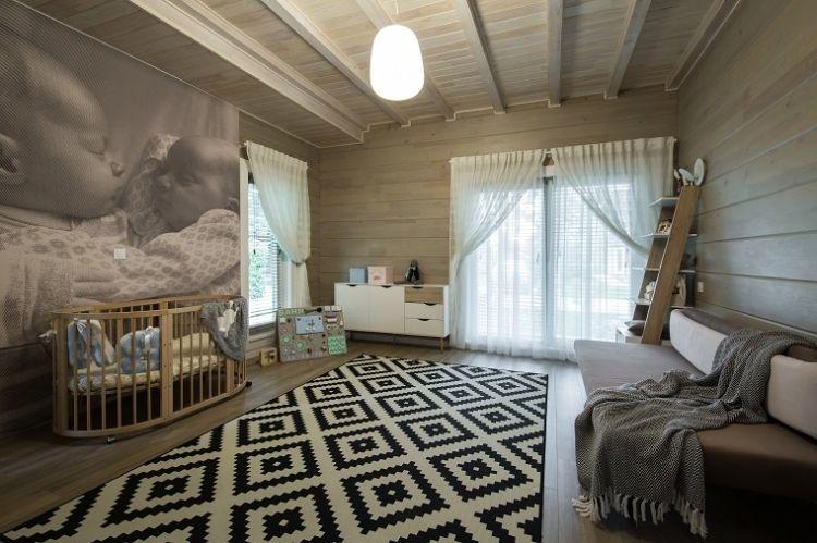 Елена Кравец показала свой роскошный дом в Киеве
