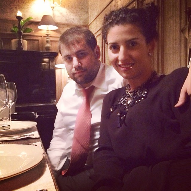 Жасмин и ее муж Илан Шор
