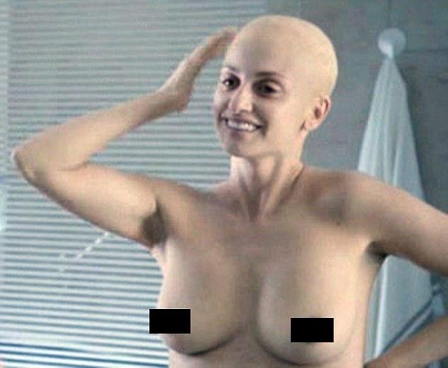 Смело: Пенелопа Крус сбрила свои роскошные волосы
