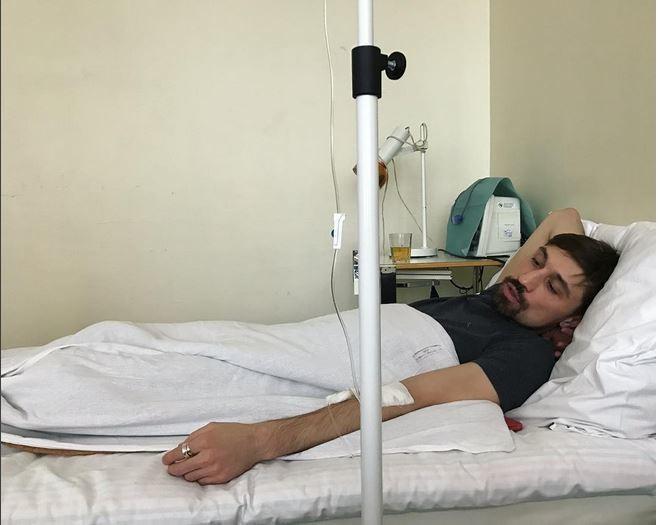 Дима Билан откровенно рассказал о своей болезни